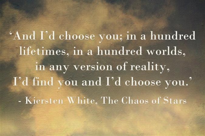 Kiersten White, The Chaos of Stars