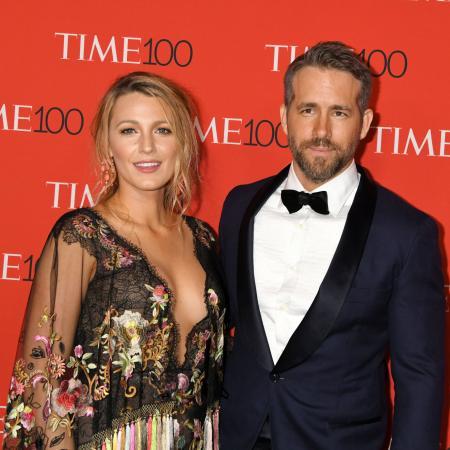 Blake Lively (30) en Ryan Reynolds (41)