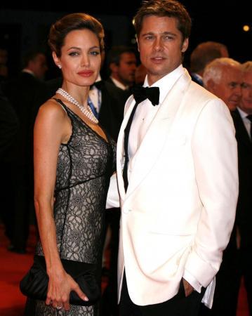 Angelina Jolie (42) en Brad Pitt (54)