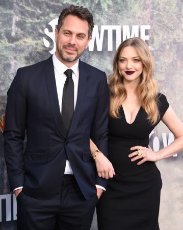 Thomas Sadoski (41) en Amanda Seyfried (32)