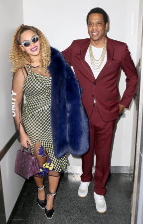 Beyoncé (36) en Jay-Z (48)