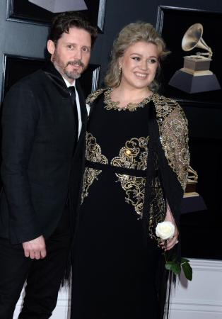 Brandon Blackstock (41) en Kelly Clarkson (35)