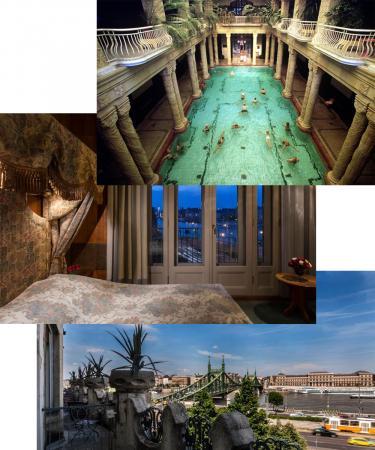 Danubius Hotel Gellèrt