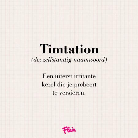 Het 'Temptation Island'-woordenboek
