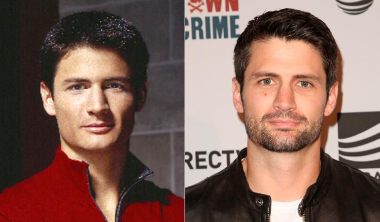 James Lafferty – Nathan Scott