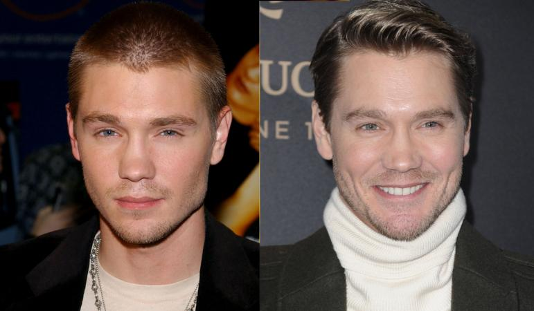 Chad Michael Murray – Lucas Scott