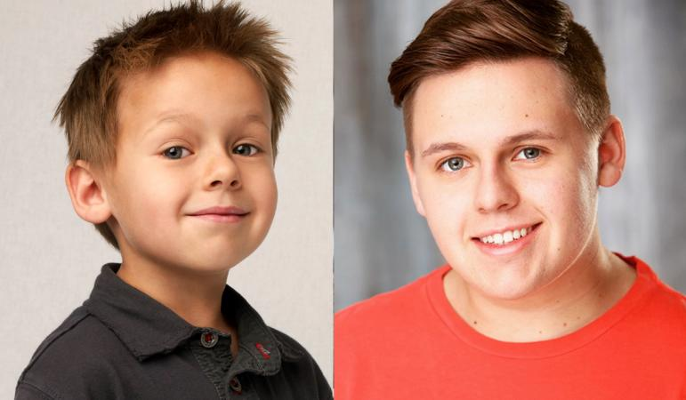 Jackson Brundage – James « Jamie » Scott