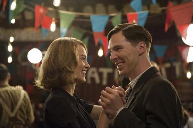Keira Knightley als Joan Clarke in 'The Imitation Game'