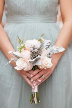 Manicures voor bruidsmeisjes