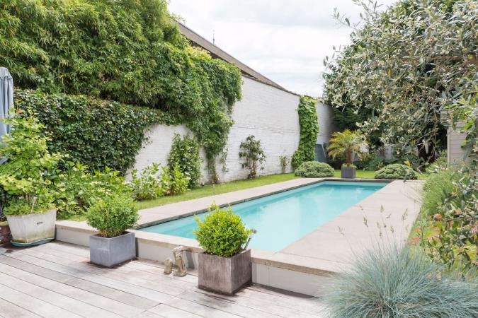 Un loft avec piscine privée – Anvers