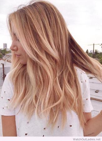 2. Strawberry blond of goudblond