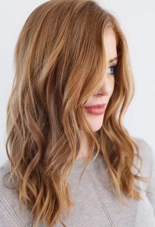 2.Strawberry blond of goudblond