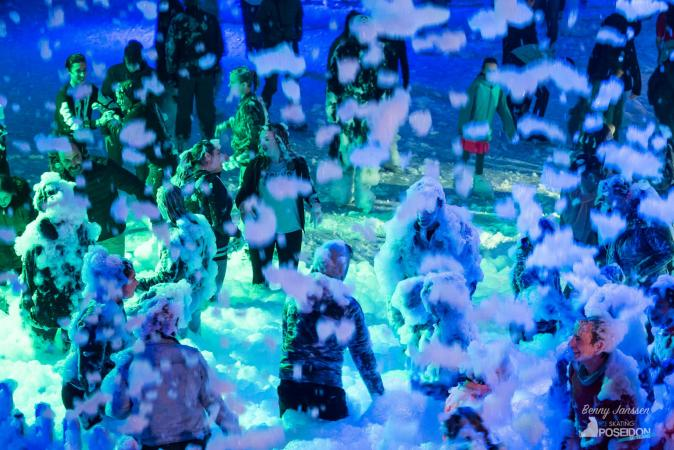Mousse Party On Ice – BRUXELLES