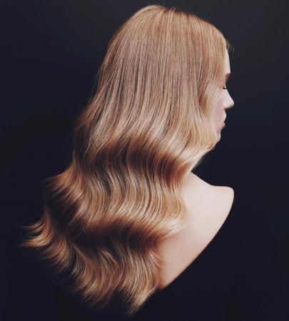 5. Strawberry blonde