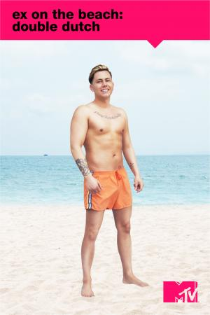 'Ex on the Beach: Double Dutch': Jorden