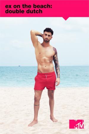 'Ex on the Beach: Double Dutch': Roy