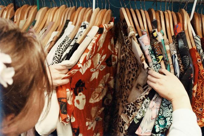Une journée shopping