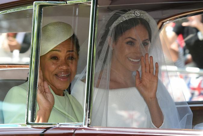 Royal wedding: Harry & Meghan