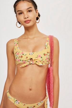 Bikini à nœud – Topshop
