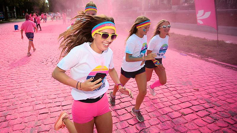 7.Toyota Aygo presents The Color Run Brussels – 2 september