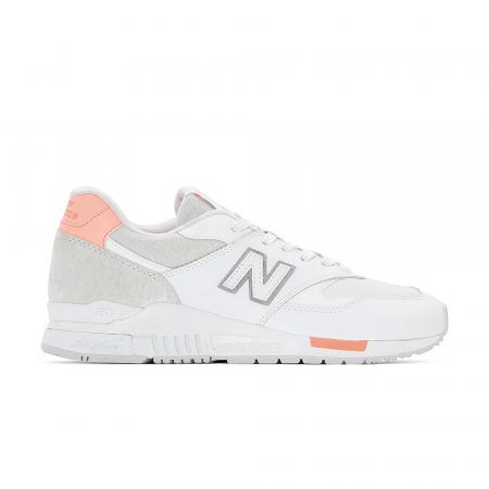 new balance blanc et orange