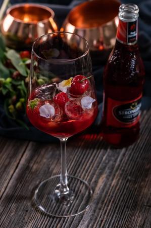 Red Berries Sangria