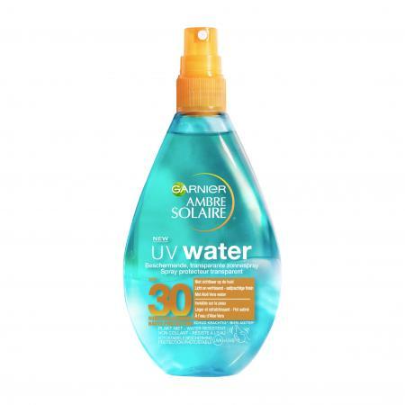 UV Water Transparent Protecting Spray