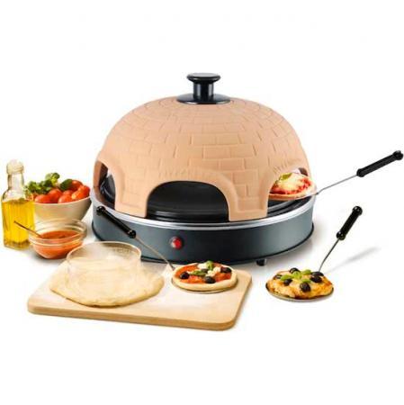 Pizza-oventje voor 6