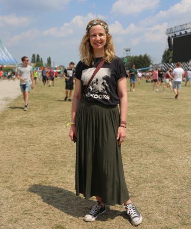 Alana (28) uit Schotland