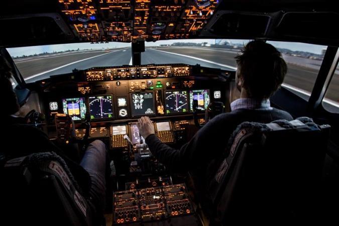 Piloter un avion