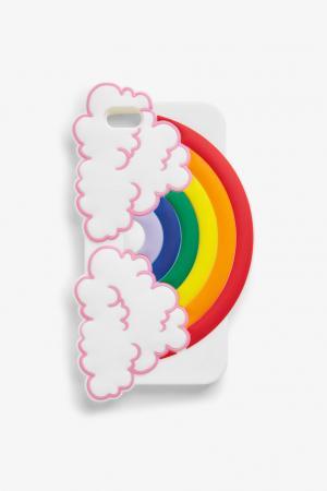 Coque Iphone arc-en-ciel
