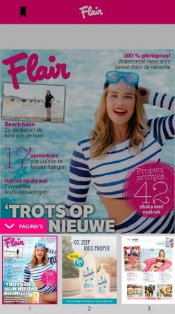 Flair Magazine App
