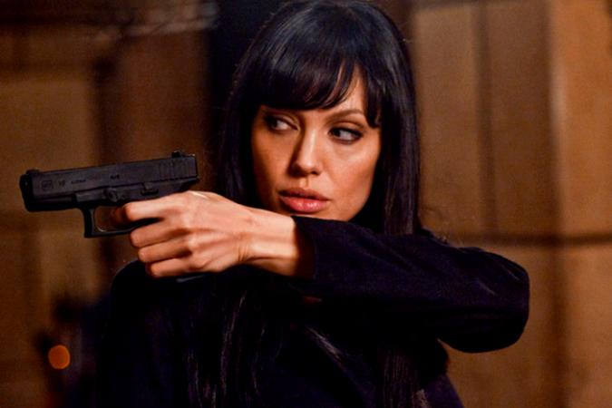 Angeline Jolie als Evelyn Salt in 'Salt'