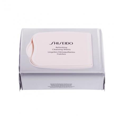 Shiseido – Cleansing Sheets