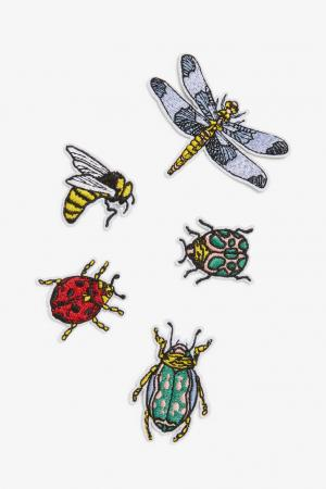 Patches insectes