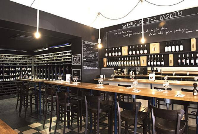 Winery, Brussel