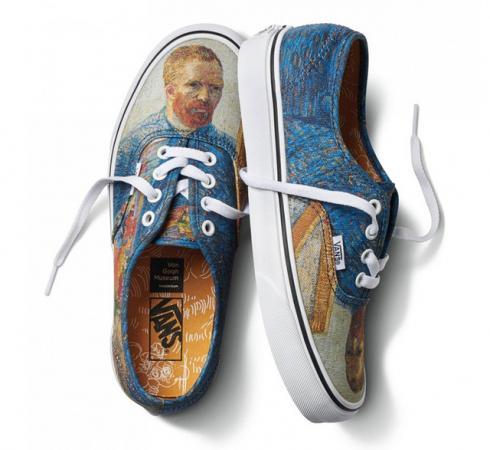 Van's x Van Gogh