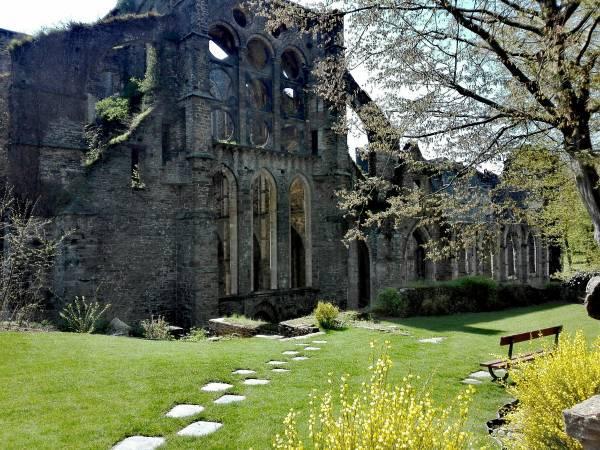 Le Sentier méditatif à l'Abbaye de Villers – VILLERS LA VILLE