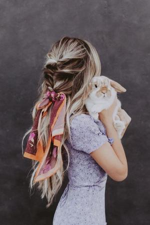 PINSPIRATION: 15 manieren om een sjaaltje in je haar te dragen