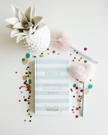 Carnet de notes personnalisé YourSurprise