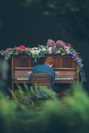 Een piano kopen (en leren bespelen)