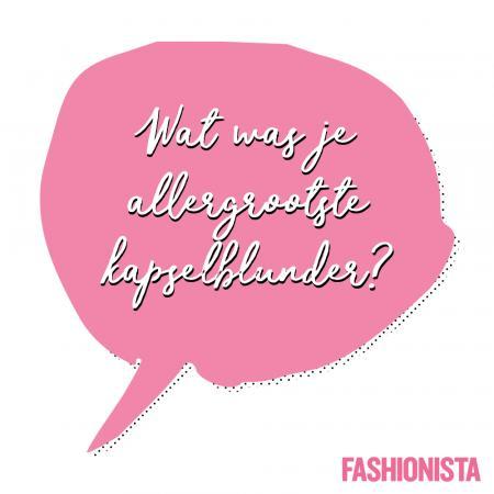 13. Wat was je allergrootste kapselblunder?