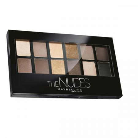 Maybelline – The Nudes