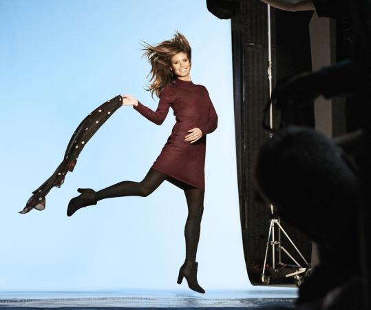 Heidi Klum X Lidl:#LETSSHAKEITUP