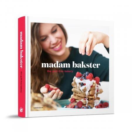 Madam Bakster: the guilt-free bakery, Laura Verhulst