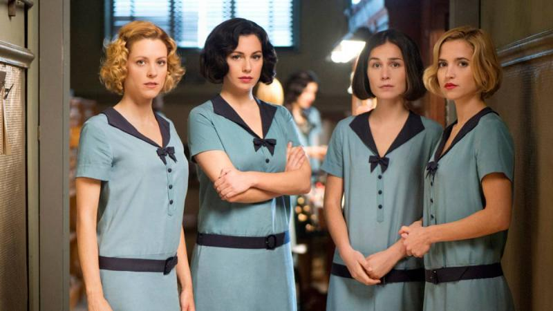 'Las Chicas del Cable'