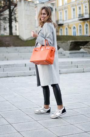 4. Oranje als accessoirekleur