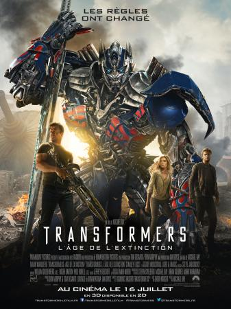 Transformers 4: l'Âge de l'extinction – 2014