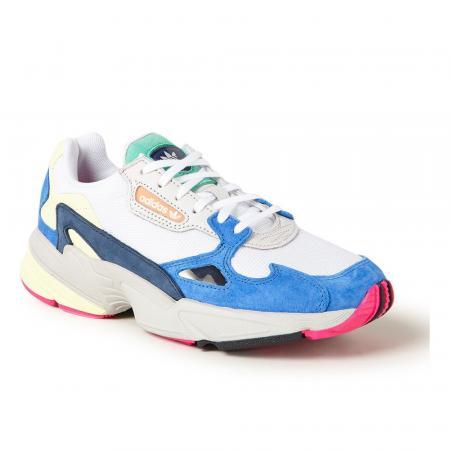Adidas Originals Falcon Blanc/Bleu