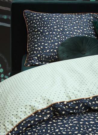 Dekbedovertrekset met luipaardprint